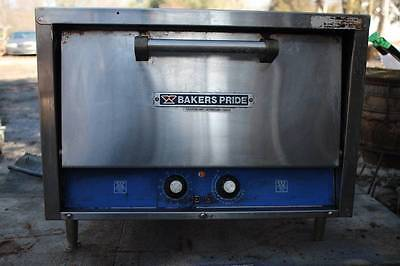 Bakers Pride P22S Double Electric Pizza Oven