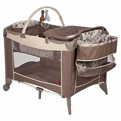 Playpen for Babies Baby Bassinet Portable Pack and Play Infants Toddlers Sleep