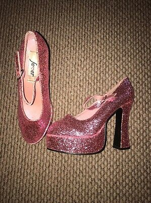 70's Style Dressing Up Shoes Size S/M