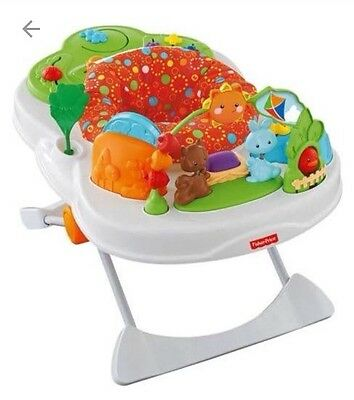 Fisher Price Snack Play Baby Seat Play Centre