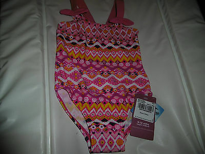 NEW Girls Swimsuit 9-12 Months
