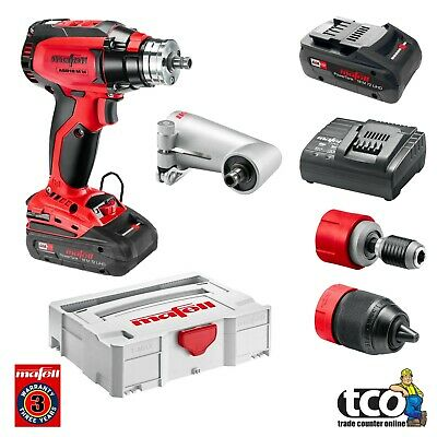 Mafell Cordless Impact Drill Driver | ASB 18 M BL | In T-Max Systainer | 991A141