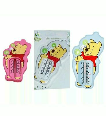 Disney Bath Floating Thermometer Baby Water Temperature Safety  Winnie The Pooh