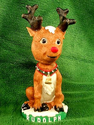 RUDOLPH the Red Nosed Reindeer Bobble Head Collection