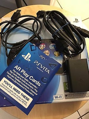 Console PS Vita Wifi (Sony Playstation PCH-1004, complete)