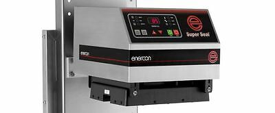 Induction sealer, Cap sealer, Superseal 75 HF/HV LM5022-16, Enercon Ind
