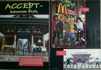 ACCEPT in Japan