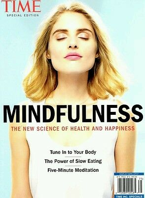 Mindfulness 2016 Time Magazine The New Science Of Health And Happiness