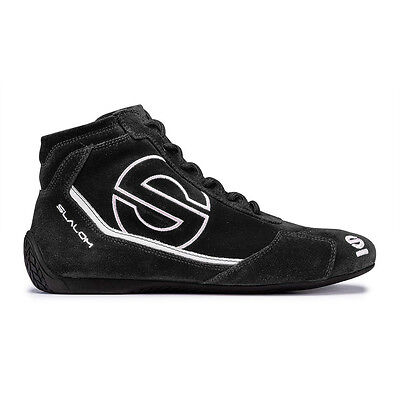 Racing Shoes Sparco SLALOM RB-3 black (FIA Approved) - size 43