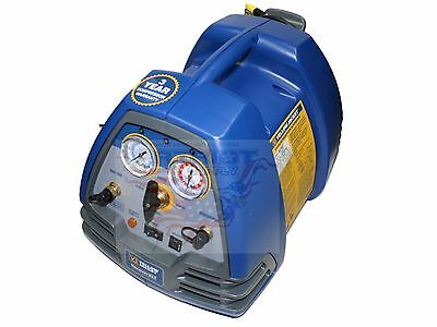 NEW!! YELLOW JACKET 95762 - RecoverXLT with tank overfill switch 115V/60 Hz
