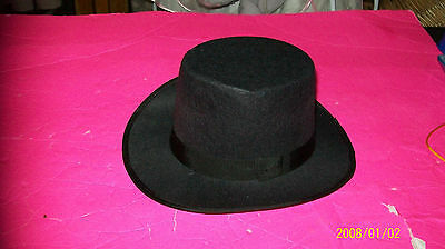 CABBAGE PATCH SOFT SCULPTURE black top hat for victorian xmas boy HTF