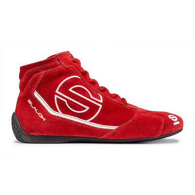 Racing Shoes Sparco SLALOM RB-3 red (FIA Approved) - size 45