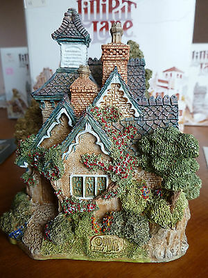 Lilliput Lane The Gables (South East) 1987 Boxed, Deeds & In Mint Condition
