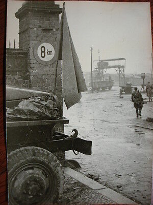 Photo - BERLIN - AVRIL 1945 - £££ - 2.wk ww2 foto