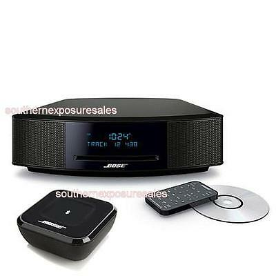 Bose® Wave Music System IV with CD Player, Dual Alarm, Touch Control + Bluetooth