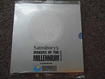 Sainsbury's  Guinness World Records Makers Of The Millennium Collection