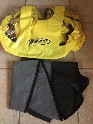 BOB Stroller Rain Cover Bug Insect Shield Jogging Stroller Accessories Camping