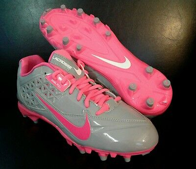 WOMEN'S NIKE SPEEDLAX 4 LE LACROSSE RUGBY or SOFTBALL CLEATS Shoes 7 SEE DETAILS