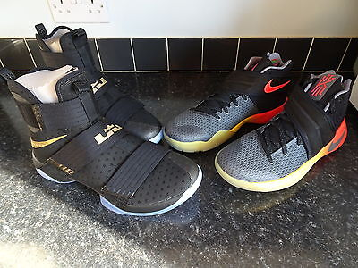 Nike Kyrie & Lebron Game 5: Forty Ones Pack