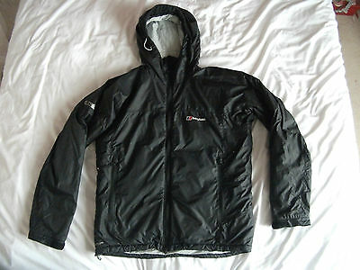 Berghaus Extrem Ignite Primaloft Pertex Jacket MEDIUM Belay