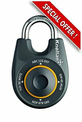 Knollan SALY Dance combination pad lock like joystick GRAY - SPECIAL OFFER