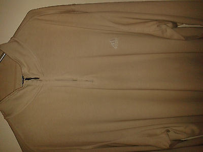 Adidas Climalite 1/4 Zip Top Size Xl Ideal Base Or Second Layer