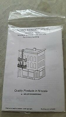 A model railway brass kit in N gauge by micro structures