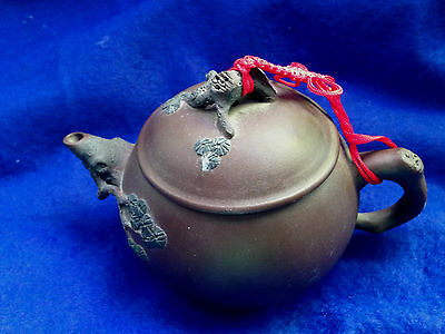 One Oriental Chinese Pottery Tea pot #2