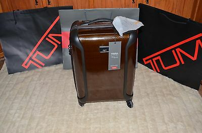 Sale - Reduced ! New With Tags From Tumi-  Tegra-Lite Continental Carry-On