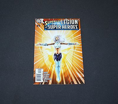 Supergirl And The Legion Of Super-Heroes~Dc~#21~2006~G--