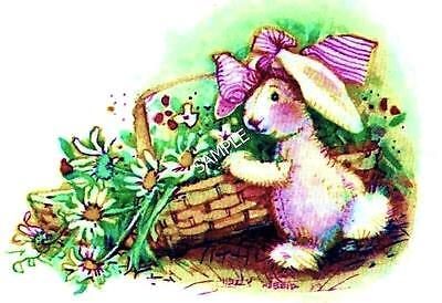 ~*~ Holly Hobbie~Easter~*~Address~Labels ~*~1 Sheet~*~Buy It Now~*~