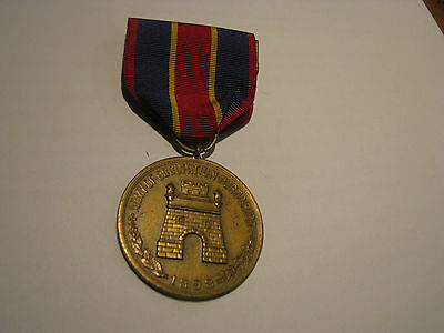 Original US Army Puerto Rico Occupation Medal unnumbered