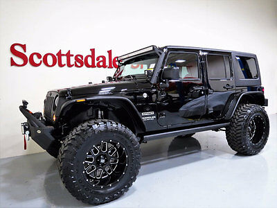 2017 Jeep Wrangler 2017 FULL CUSTOM, NO EXPENSE SPARED BUILD. LIMITED 2017 UNLIMITED * 75 Mi.* FULL CUSTOM NO EXPENSE SPARED LIMITED PRODUCTION BUILD