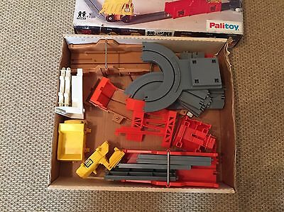 Vintage Big Loader Box Of Spares