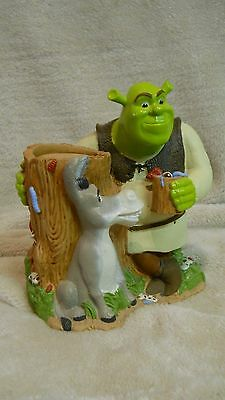 SHREK 2 With Donkey Collectible DIXIE CUP HOLDER DISPENSER Children love it!