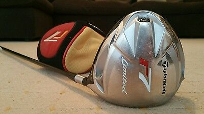 Taylormade R7 Limited Driver stiff shaft