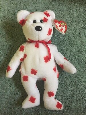 2000 Ty Beanie Baby Chinook Canadian Exclusive
