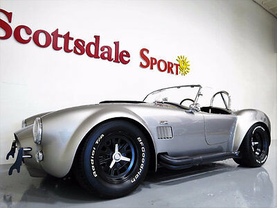 1965 Shelby SUPERFORMANCE MKIII, 3K MILES, NO EXPENSE SPARED BUILD w EXTRA'S. AS NE 65 SUPERFORMANCE MKIII * 3K MILES, SHELBY 427SR FULL POLISH, TITLED 1965, NEW!!