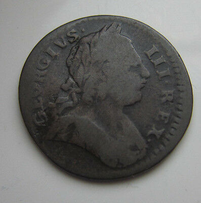 Us Colonial Farthing 1773