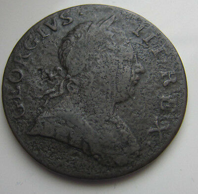 Us Colonial 1/2 Penny 1773