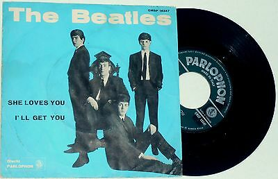 THE BEATLES     ----  she loves you   ----