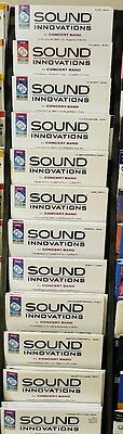 Lot of 26 Sound Innovations for Concert Band Teaching Books