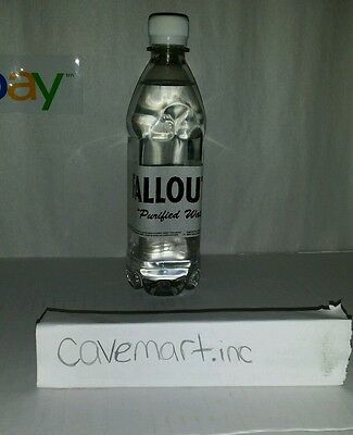 Fallout 3 Purified Water- SEALED-UNOPENED-Games Convention 2008-INSANE RARE