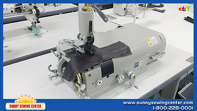 CONSEW DCS-S4 Leather Skiving Machine - NEW and Ships Fully Assembled