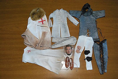 1/6 ACI Toys Knight Templar White Uniform last set available
