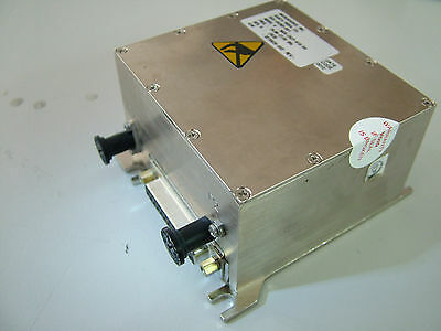 Microsource RF YIG 26.88 - 27.05GHz synthesizer K band MSS-2527-910-04