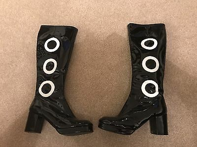 Woman's 60s Boots Size - 5, 6, 7
