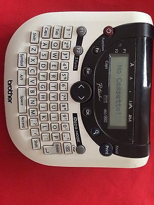 brother p-touch label maker Model PT-1290