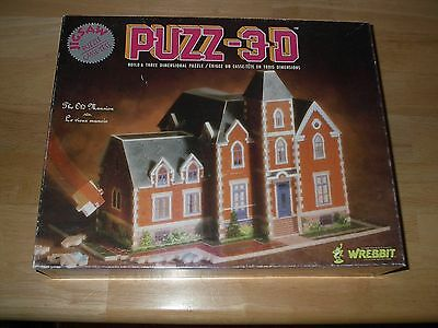 The Old Mansion, Wrebbit Puzz 3D, Puzzle