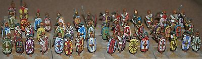 15mm Ancient Carthaginian Army - Iberian Allied Infantry , well painted